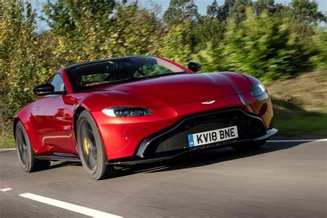 Review Aston Martin Vantage by Aston Martin Vantage Review Automotive