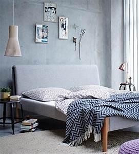 Grau Grün Wandfarbe : grau als wandfarbe sch ner wohnen ~ Frokenaadalensverden.com Haus und Dekorationen