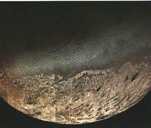 Triton - Moon of Neptune