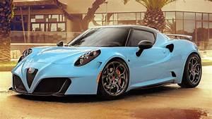 Pogea Racing  Alfa Romeo 4c U0026 39 Yi G U00fc U00e7lendirmi U015f Ve Hafifletmi U015f