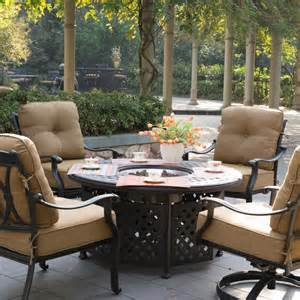 patio furniture with pit costco chicpeastudio