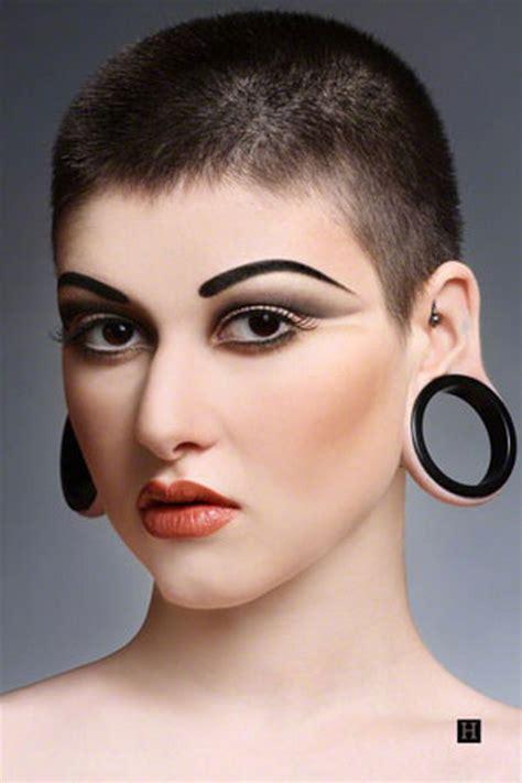 Short funky haircuts for women