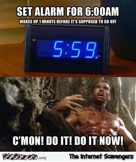 Alarm Clock Meme - funny alarm clock meme pmslweb