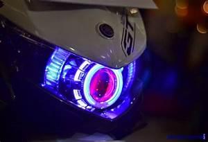 Cara Simpel Modifikasi Lampu Led Pada Sepeda Motor