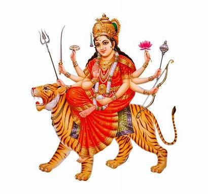 Durga Mata Goddess Maa Devi Transparent Ji