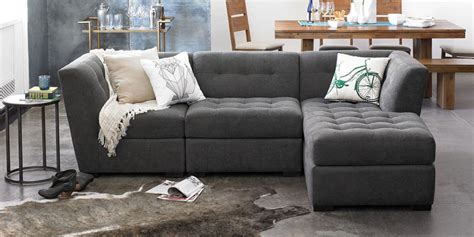 sofa and sectionals sofa sectionals microfiber sectional thesofa