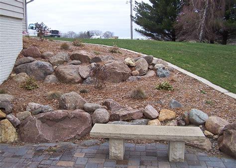 landscaping boulders landscaping boulder newsonair org boulder placement on deck pinterest landscape designs