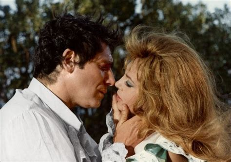 mich 232 le mercier and robert hossein in quot angelique marquise des anges quot 1964 cinema faces of