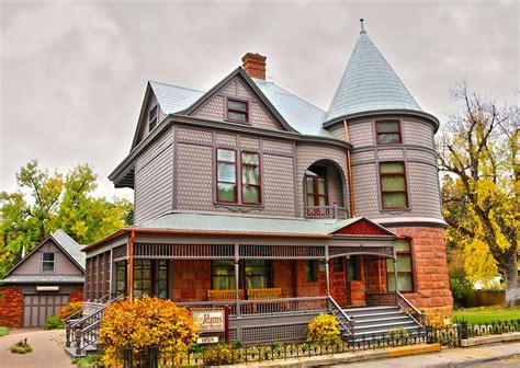 House Deadwood by Historic House In Deadwood South Dakota