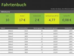 Steuererklärung Online Berechnen Kostenlos : fahrtenbuch office templates ~ Themetempest.com Abrechnung