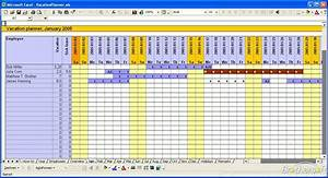 Attendance Sheet Online Employee Vacation Planner Template Excel Task List Templates