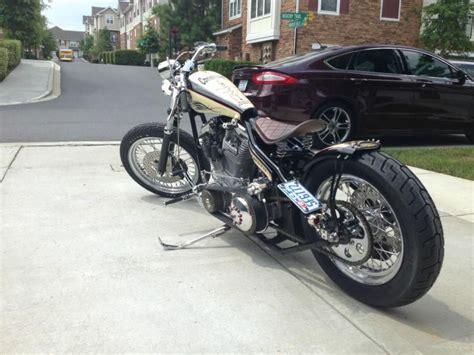 Hot Rod Chopper, Bobber, Custom Motorcycle, For Sale On
