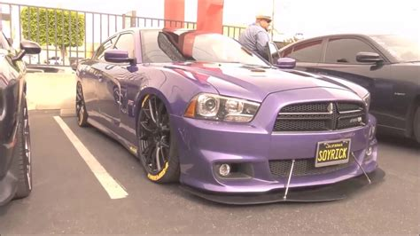 2013 Dodge Charger Srt Lowered And Custom