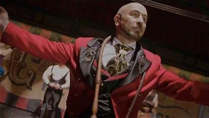 Steampunk Grimm Ringmaster Ringleader Circus Greatest Showman