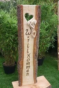 Deko Ideen Aus Holz : die 25 besten ideen zu baumstamm deko auf pinterest ~ Lizthompson.info Haus und Dekorationen