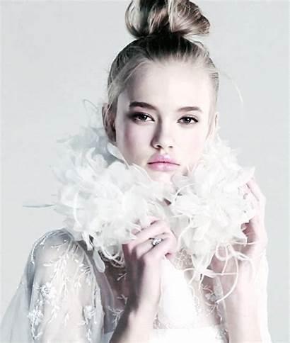 Landen Emma Dior Makeup Ad Gothic