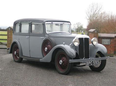 Car Humber 16/50 Saloon 1930 For Sale