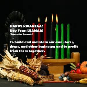 Fourth Day Of Kwanzaa Quotes