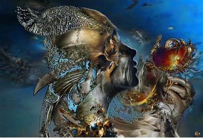 Wisdom Feminine Divine Universe Enter Grow Redhawk