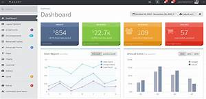 avant responsive bootstrap 3 admin template With bootstrap intranet template