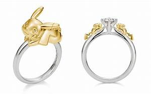 Catch The Pokemon Wedding Ring To Propose To Your Dearest