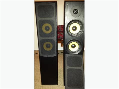 precision acoustics tower speakers victoria city victoria