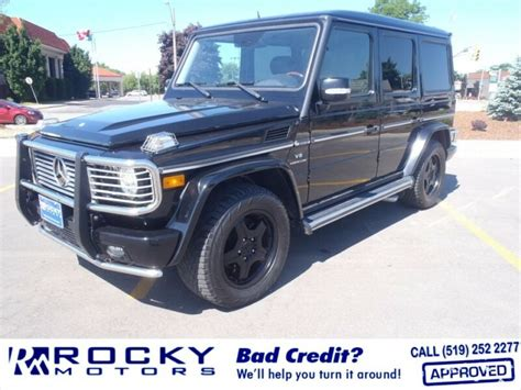 Find used car for sale by owner in canada | visit kijiji classifieds to buy, sell, or trade almost anything! 2007 Mercedes-Benz G Class G55 AMG WAGON - FINANCING ...