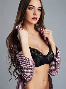Beautiful Young Woman Portraitsexual Beauty Girl Stock