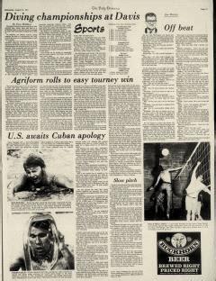 woodland daily democrat archives aug   p