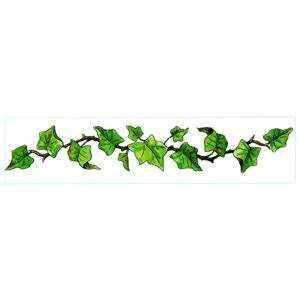 Ivy Leaf Border Clipart - Clipart Suggest