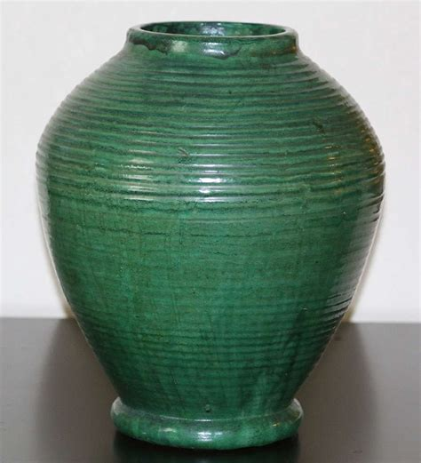 merrimac pottery vases california historical design