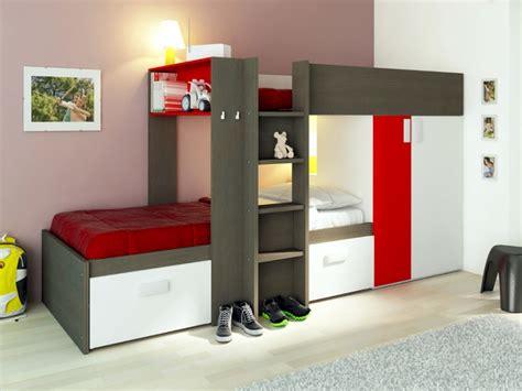 lit superposé avec bureau intégré conforama lits superposés julien lit enfant vente unique ventes