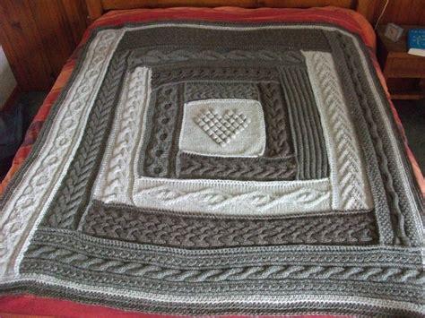 modele plaid tricot gratuit modele plaid tricot irlandais