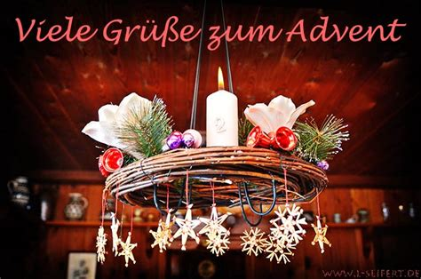 grusskarten zum advent gruesse zur adventszeit und bilder