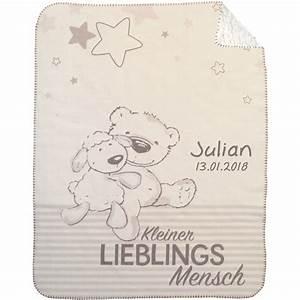 Kuscheldecke Zum Anziehen : lieblingsmensch kuscheldecke mit namen bestickt ~ Eleganceandgraceweddings.com Haus und Dekorationen