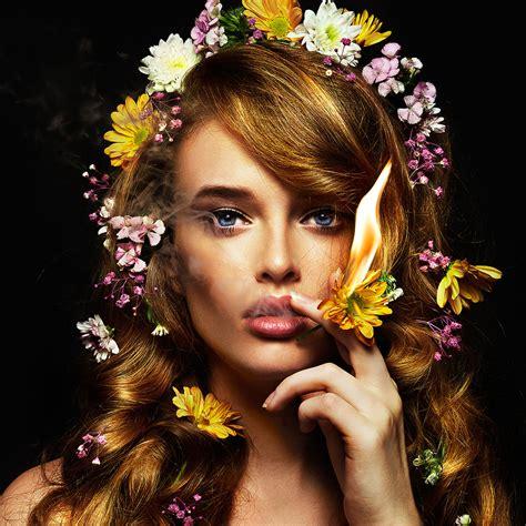 photograph    flower girl  caleb gladys