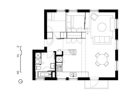 modern architecture floor plans minimal house plans brucall com