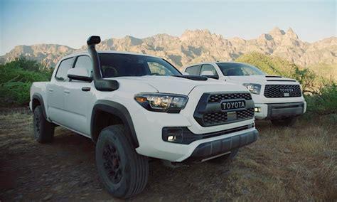 2019 Toyota Tacoma Trd Pro  Toyota Trucks Pinterest