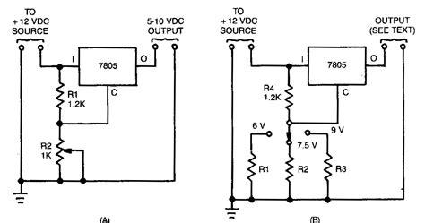 Circuit Diagram Simple Converter