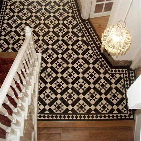 Little Tile Company   Victorian Floor Tiles   Patterned