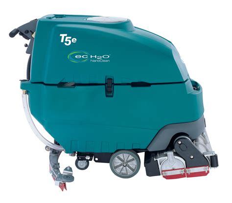 tennant t5 walk behind floor scrubber 7