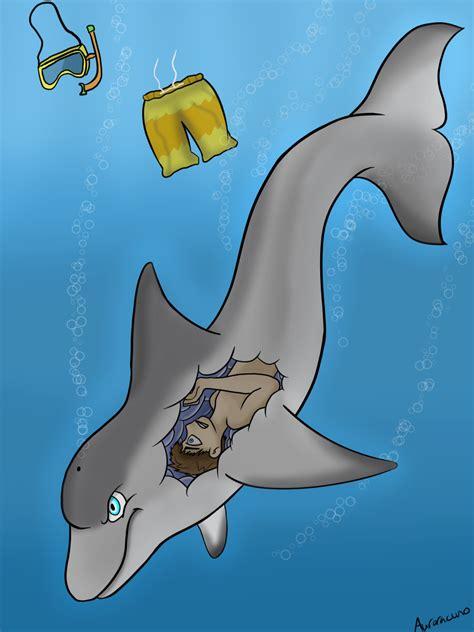 rubber dolphin vore  auroracuno furiffic