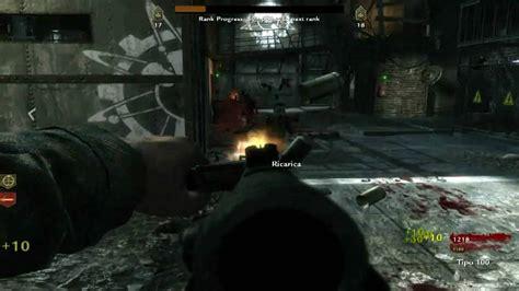 Realism Mod 1.1 Call Of Duty Waw Nazi Zombie || Hq