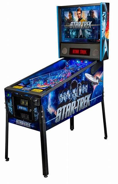 Trek Star Pro Stern Vault Pinball Premium