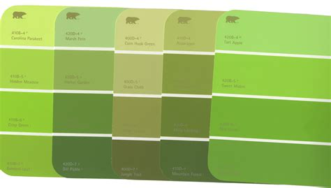 light green paint swatches house beautiful house beautiful
