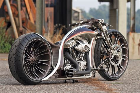 Work Of Art Custom Harley Davidson Motorcycle