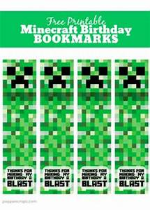i got the idea for food signs from http chooseawesome With minecraft bookmark template