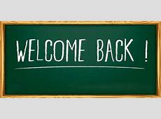 Welcome Back PTO Packet