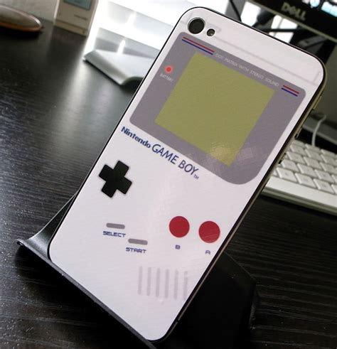 gameboy for iphone turn your iphone 4 into a boy
