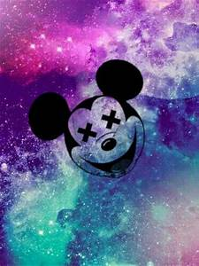 Mickey Mouse Middle Finger Galaxy | www.imgkid.com - The ...